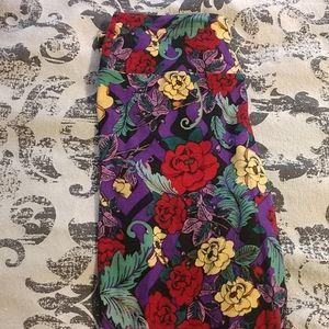 One size lularoe Rose leggings